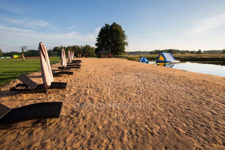Gamtos ir poilsio parkas Gradiali Anykščiai prie Rubikių ežero - 44