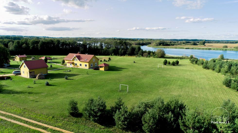 Sodyba Rokiškio rajone prie Sartų ežero Sartakampis - 2