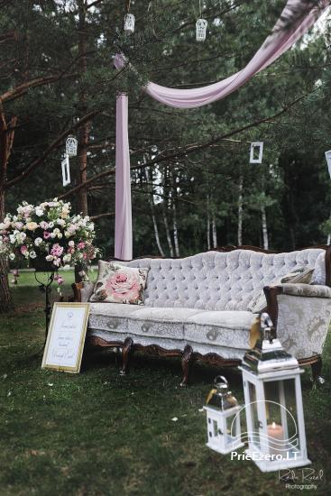 Poilsis rąstiniuose namuose individualiai šeimoms laisvalaikio centre KERNAVĖS BAJORYNĖ - 20