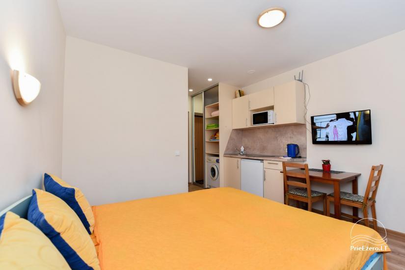 Jaukus 1 kambario butas – studija Druskininkų centre šalia vandens parko ir gydyklų - 2