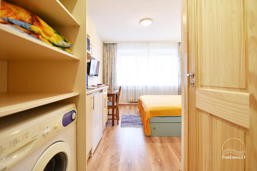 Jaukus 1 kambario butas – studija Druskininkų centre šalia vandens parko ir gydyklų - 6