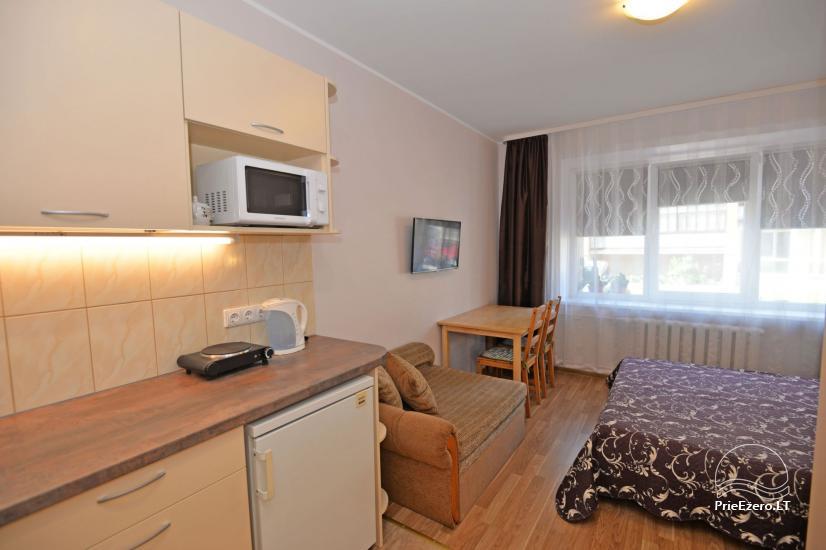 Jaukus 1 kambario butas – studija Druskininkų centre šalia vandens parko ir gydyklų - 7