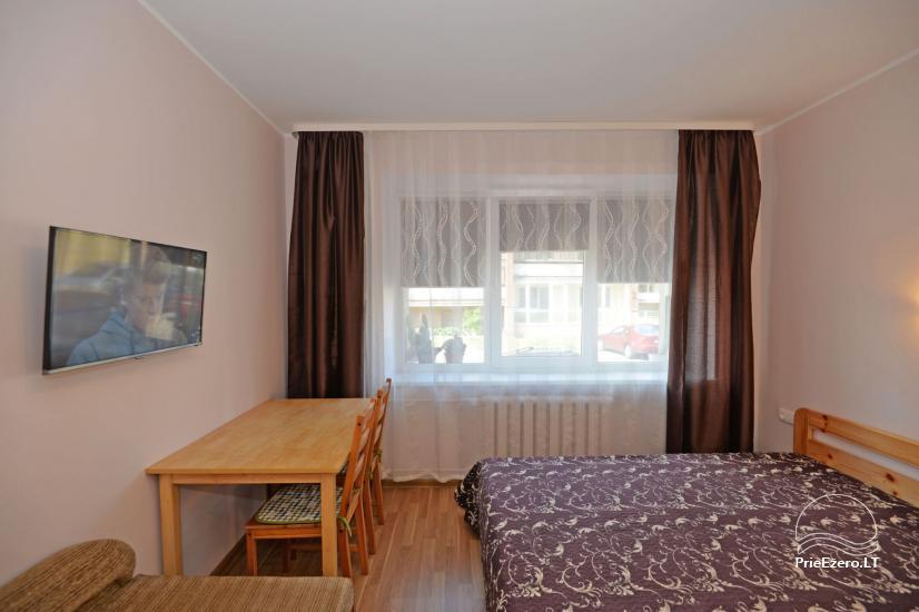 Jaukus 1 kambario butas – studija Druskininkų centre šalia vandens parko ir gydyklų - 8