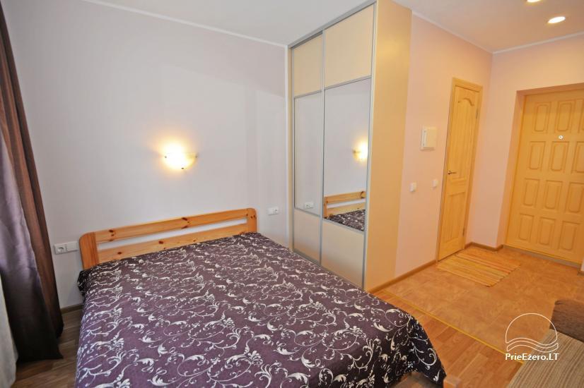 Jaukus 1 kambario butas – studija Druskininkų centre šalia vandens parko ir gydyklų - 5