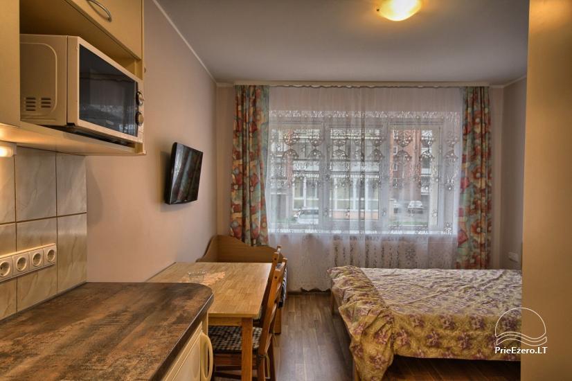 Jaukus 1 kambario butas – studija Druskininkų centre šalia vandens parko ir gydyklų - 3