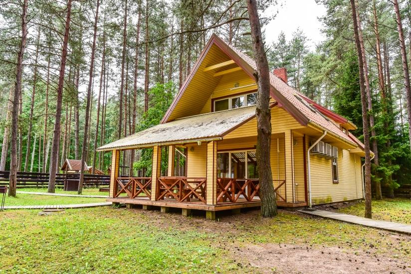 Vila poilsiui Plungės rajone prie Platelių ežero Plokštinė - 2