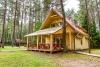 Vila poilsiui ir šventėms Plungės rajone prie Platelių ežero Plokštinė - 2