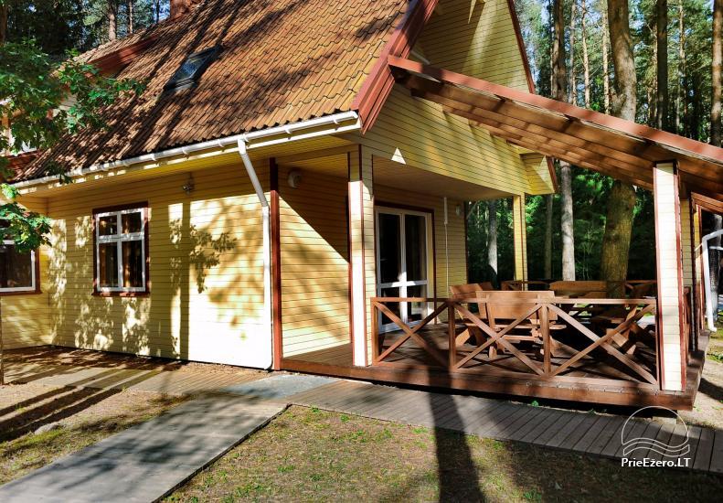 Vila poilsiui Plungės rajone prie Platelių ežero Plokštinė - 19