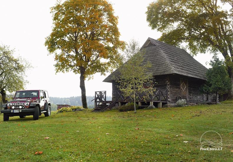 Vila poilsiui Plungės rajone prie Platelių ežero Plokštinė - 24