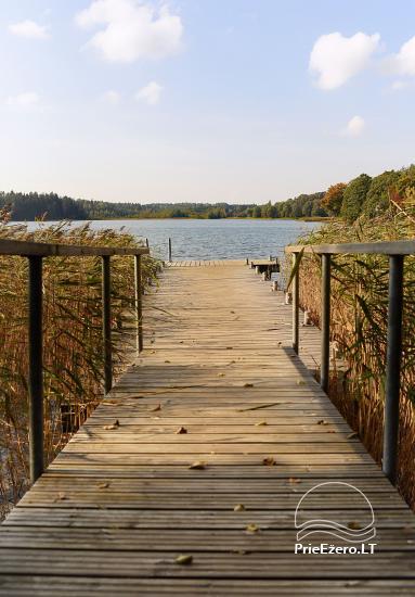 Vila poilsiui Plungės rajone prie Platelių ežero Plokštinė - 26