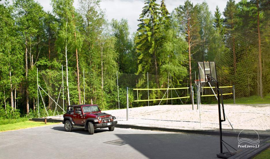 Vila poilsiui Plungės rajone prie Platelių ežero Plokštinė - 28