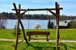 """Sodyba, namelių nuoma """"Gandrė"""" ant Guosto ežero kranto - 11"""