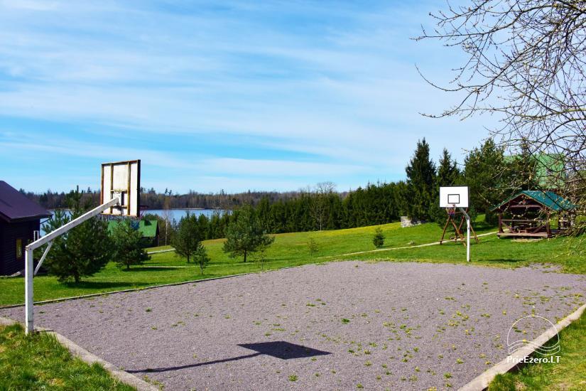 """Sodyba, namelių nuoma """"Gandrė"""" ant Guosto ežero kranto - 12"""
