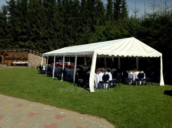 Sodyba prie Utenos užtvankos Raudesynė - 50 vietų salė vestuvėms, krikštynoms, įmonių renginiams - 6