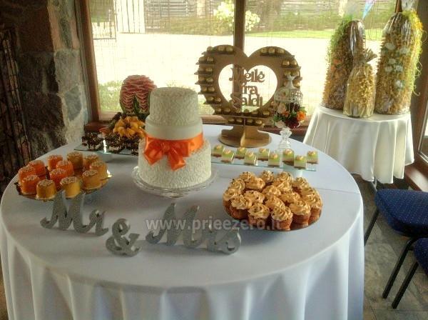 Sodyba prie Utenos užtvankos Raudesynė - poilsis šeimai, 50 vietų salė vestuvėms, krikštynoms, įmonių renginiams - 11