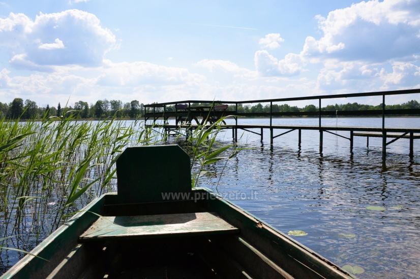 Galuonų sodyba su pirtimi prie ežero poilsiui, vestuvėms ir kitoms šventėms - 12