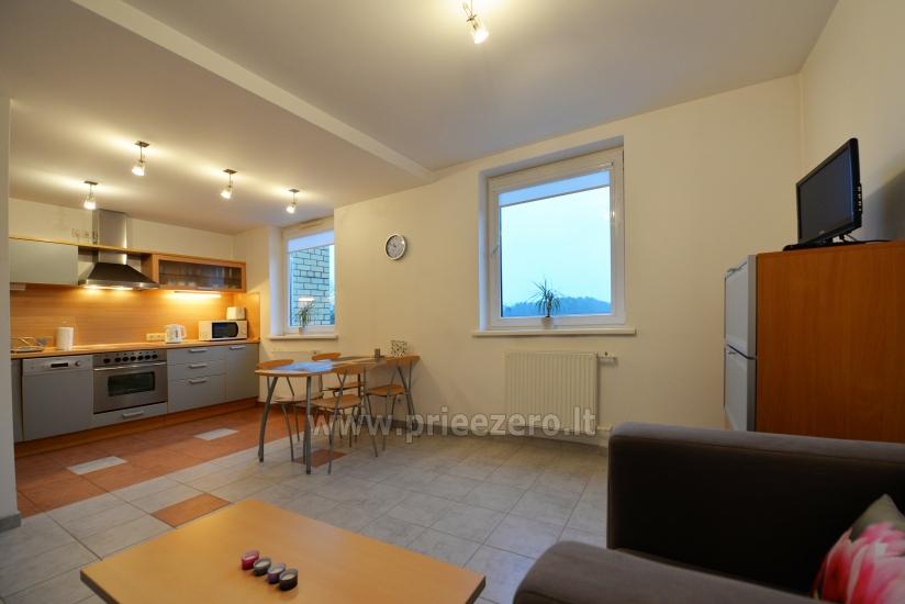 Dviejų kambarių butas su balkonu 6 asmenims Druskininkų centre - 2