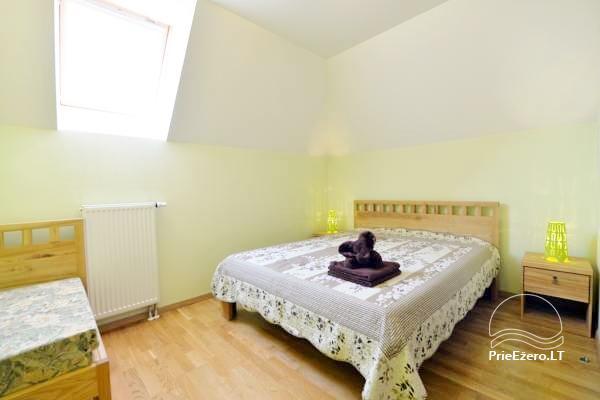 Sodyba Pas Drambliuką: kambariai, namelis, salė 30 žm., pirtis, baidarės - 9
