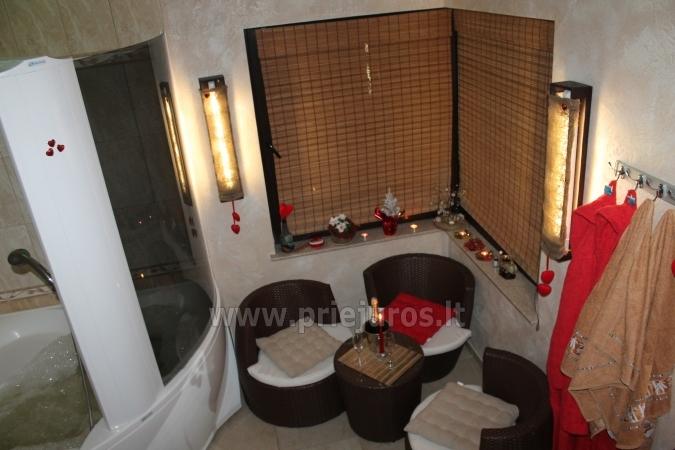 Romantiškai įrengtas butas su Jacuzzi prie Klaipėdos - 2