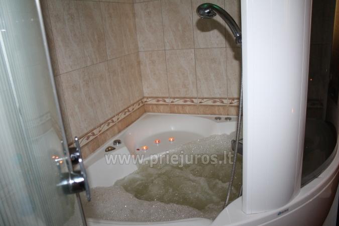 Romantiškai įrengtas butas su Jacuzzi prie Klaipėdos - 3
