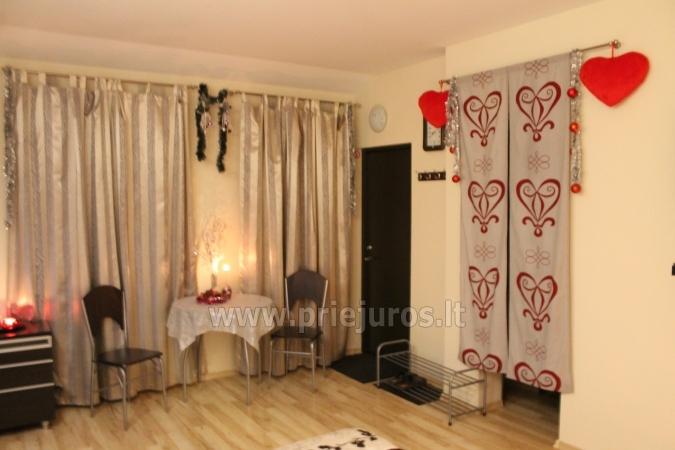 Romantiškai įrengtas butas su Jacuzzi prie Klaipėdos - 4
