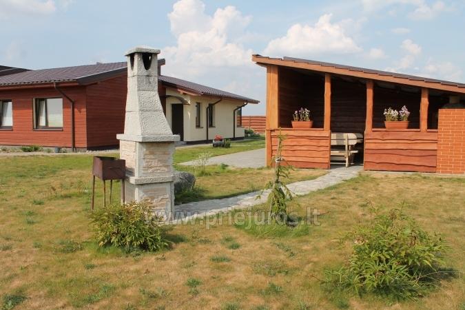 Romantiškai įrengtas butas su Jacuzzi prie Klaipėdos - 5