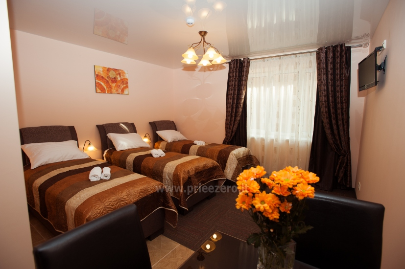 Apartamentai VYTA Klaipėdos miesto centre - 3