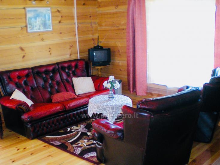Valento Pošiaus kaimo turizmo sodyba prie Antalieptės marių - 8