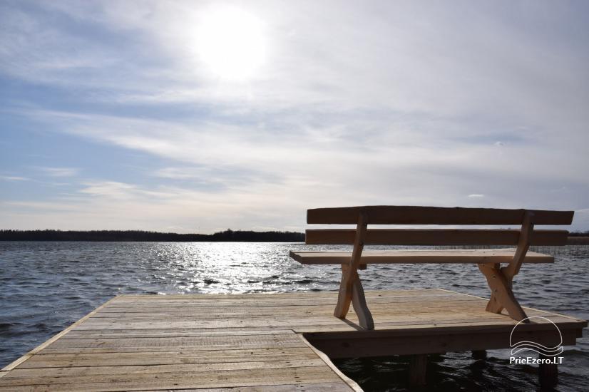 Namelis poilsiui Molėtų rajone prie Stirnių ežero - 2