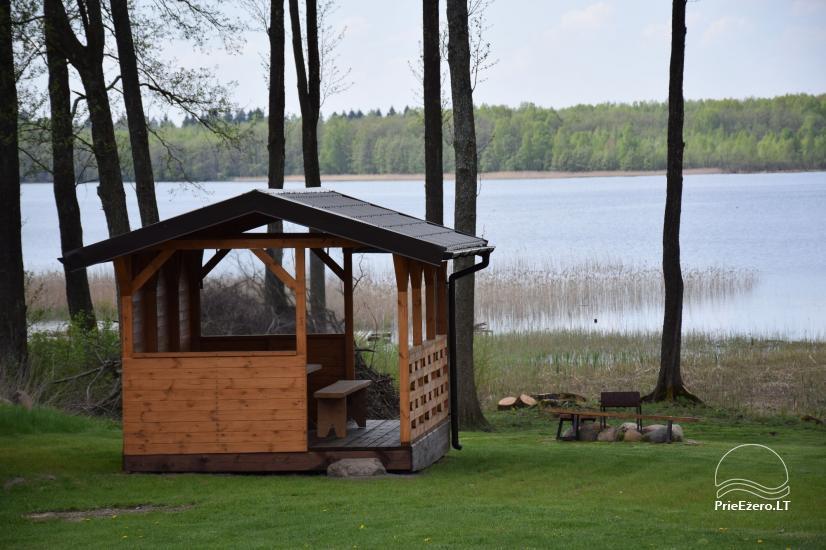 Namelis poilsiui Molėtų rajone prie Stirnių ežero - 3