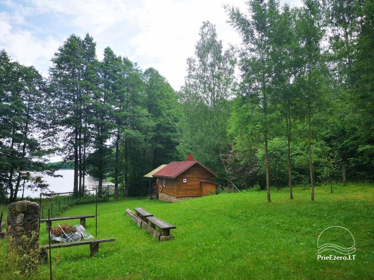 Sodyba Trakų rajone  prie Ilgucio ežero - 3