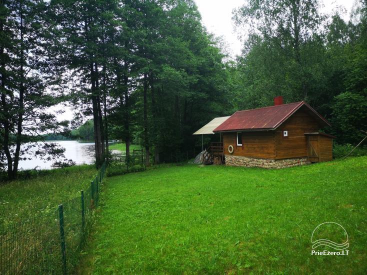 Sodyba Trakų rajone  prie Ilgucio ežero - 1