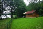 Sodyba Trakų rajone  prie Ilgucio ežero