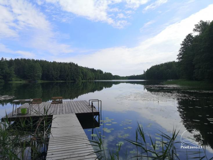 Sodyba Trakų rajone  prie Ilgucio ežero - 5