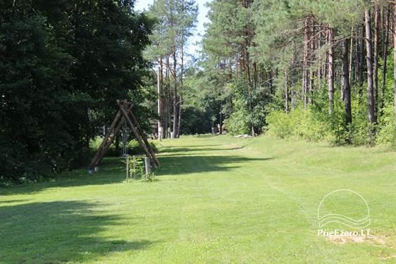 """Poilsiavietė """"Gamtoje"""" – ramiam poilsiui miško apsuptyje - 8"""