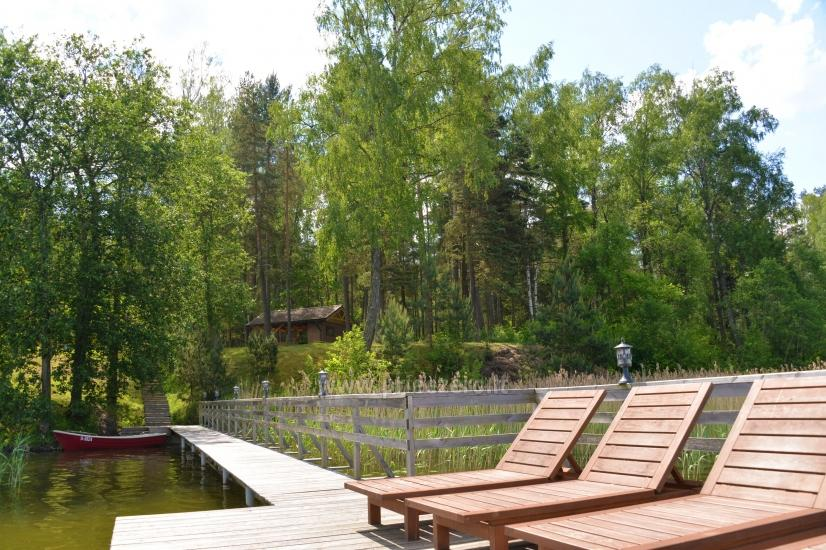 Sodyba Aura su pirtimi Molėtų r. ant Virintų ežero kranto - 5