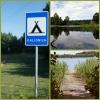 Poilsiavietė Kalionija ant ežero kranto:sąskrydžiams,iškyloms su palapinėmis - 5