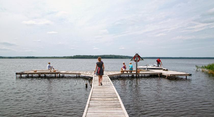 Kempingas Muižnieki Latvijoje prie ežero Usmas - 5