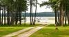 Kempingas Muižnieki Latvijoje prie ežero Usmas - 17