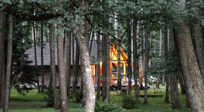 Kempingas Muižnieki Latvijoje prie ežero Usmas - 19