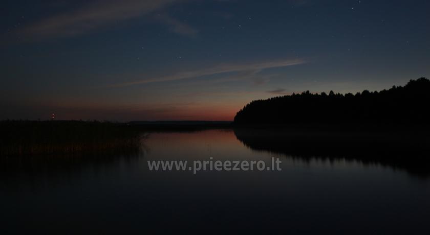 Kempingas Muižnieki Latvijoje prie ežero Usmas - 24