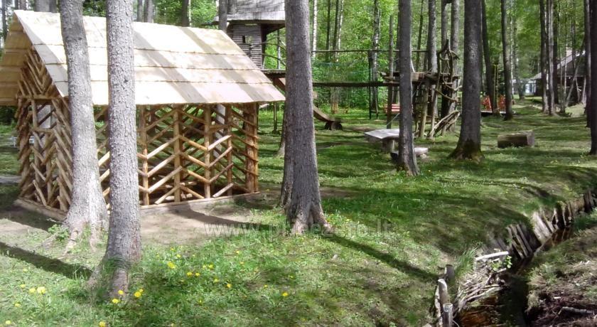 Kempingas Muižnieki Latvijoje prie ežero Usmas - 27