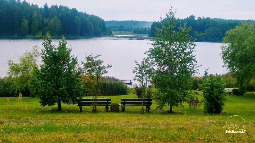 Tamaros poilsiavietė prie ežero - 4