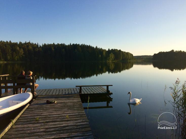 Tamaros poilsiavietė prie ežero - 5