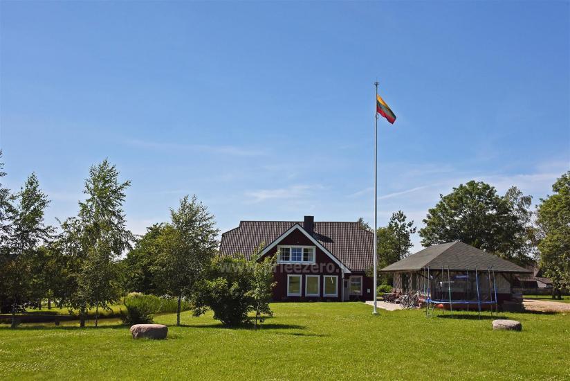 Audronės svečių namai prie Platelių ežero: šventėms ir poilsiui - 5