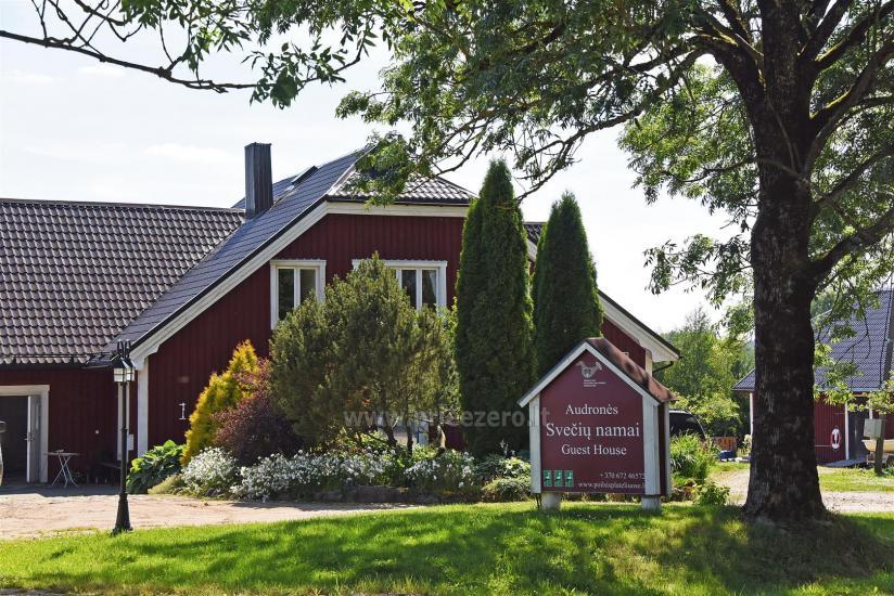 Audronės svečių namai prie Platelių ežero: šventėms ir poilsiui - 9