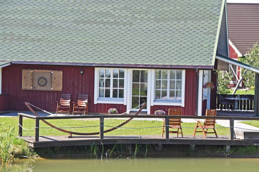 Audronės svečių namai prie Platelių ežero: šventėms ir poilsiui - 11