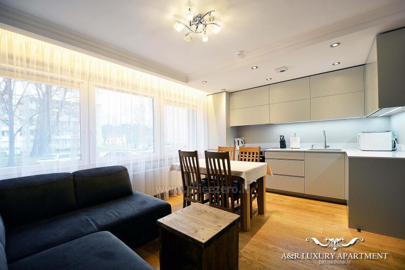 A&R liukso klasės apartamentai Druskininkuose - 1