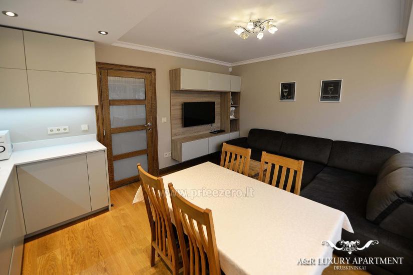 A&R liukso klasės apartamentai Druskininkuose - 2