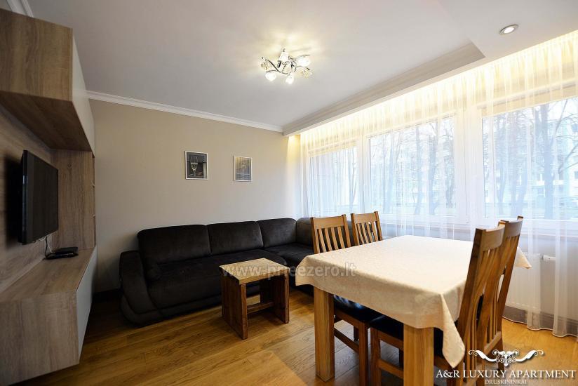 A&R liukso klasės apartamentai Druskininkuose - 4